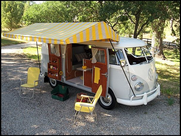 1964 Volkswagen Bus. I can only find more good reasons to get one of these