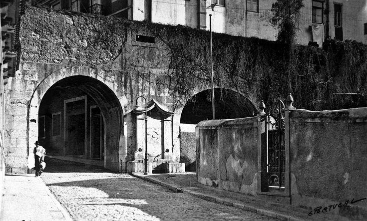 Rua do Arco de S.Mamede, 1939