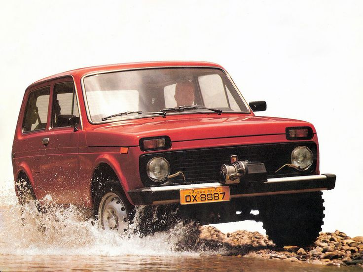Lada Niva BR-spec '1990–92