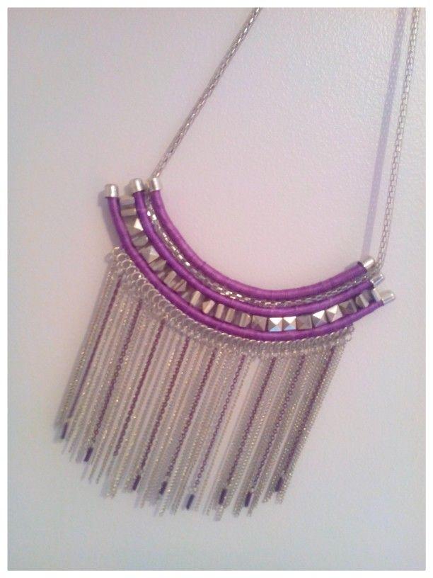 Bijoux # fantaisie # mode # collier