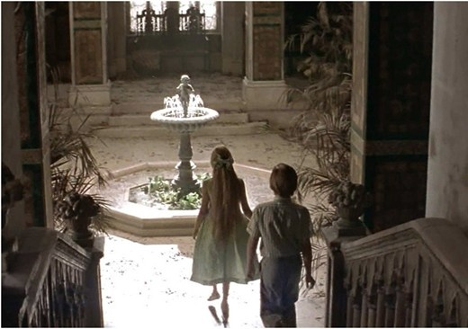 Still from Alfonso Cuarón's film Great Expectations (1998). #CharlesDickens