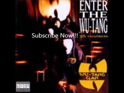 Wu Tang Clan Enter The Wu Tang 36 Chambers Full Raw Energy.. Great Production!! The Wu have carved there own style within Hip Hop!!!