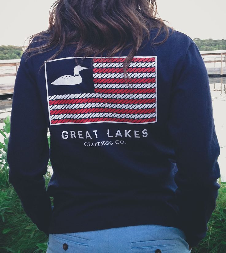 American Loon - Long Sleeve from Great Lakes