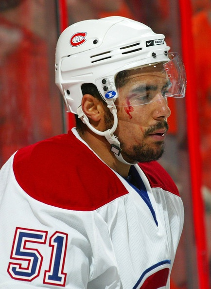 Montreal Canadiens Offseason Player Profile: Francis Bouillon