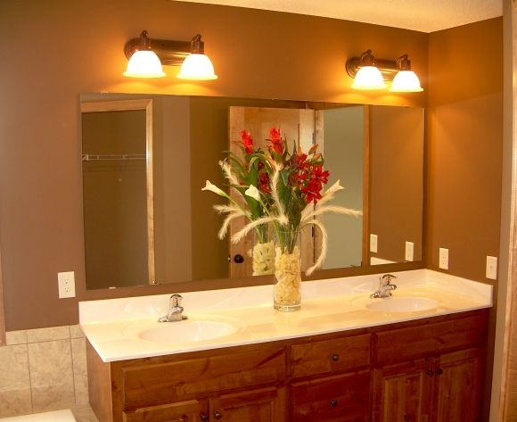 Best House Images On Pinterest Double Sink Vanity Bathroom