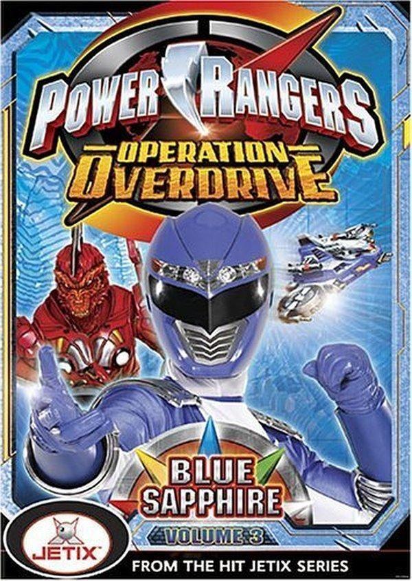 Power Rangers Operation Overdrive (TV Series 2007- ????)