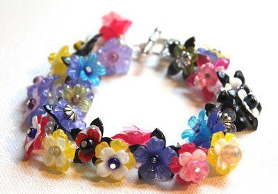 More Rainbow Jewelry Tutorials - The Beadifi Gem's Journal