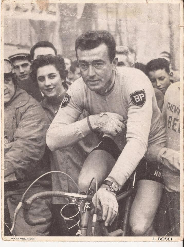 French cyclist Louison Bobet