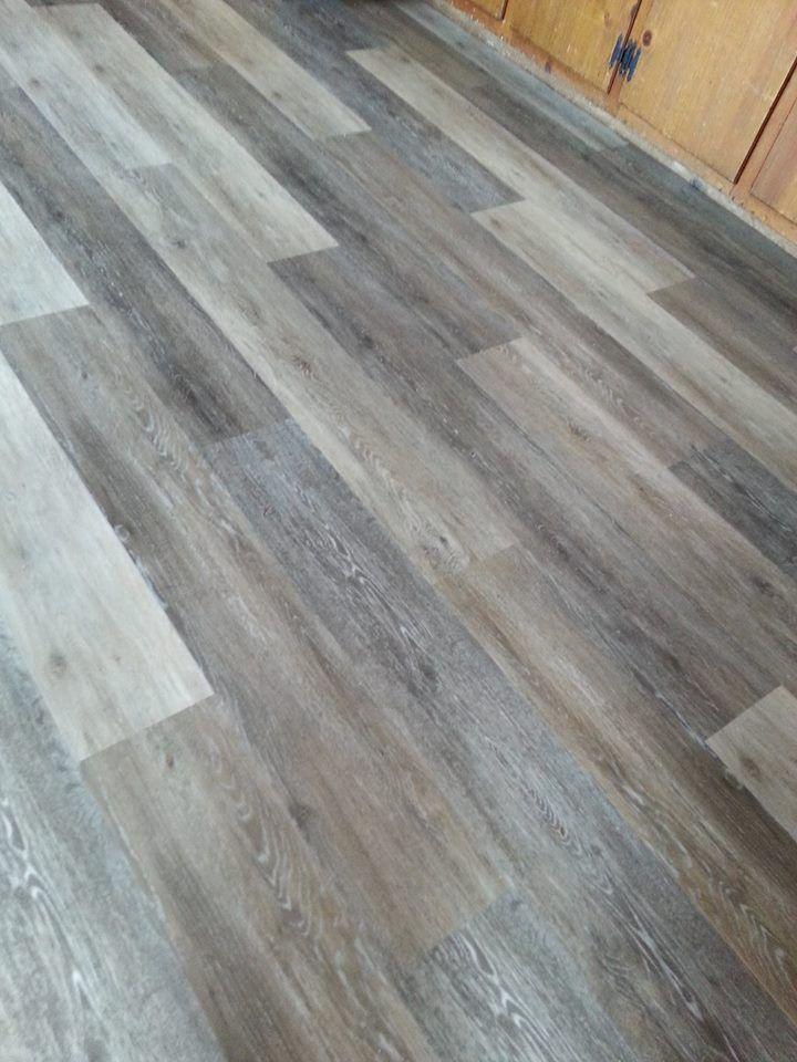1coretec plus 7 x 48 blackstone oak vinyl floors for Coretec laminate flooring