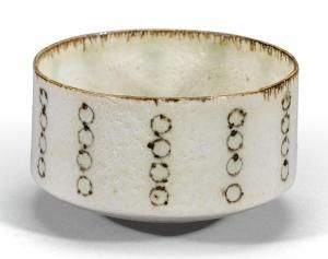 Lucie Rie - A Straight-sided Bowl