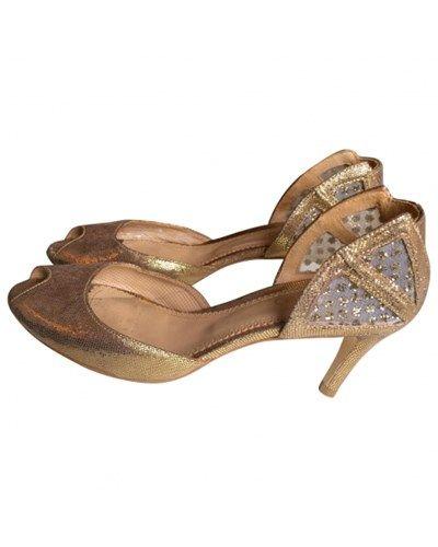 Maloles Damen Preowned Damenschuhe Schuhe Pumps Maloles - reduziert
