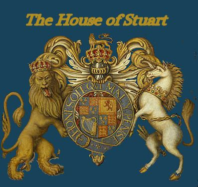 The Stuarts, that highly romantic but luckless dynasty, succeeded to the English throne on the death of the childless Tudor Queen Elizabeth I in 1603, ... to  1714