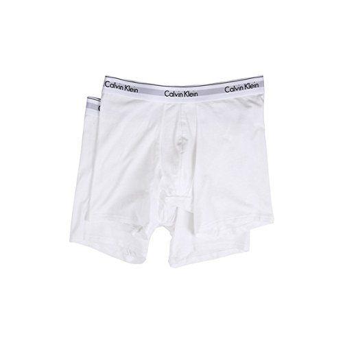 (カルバン クライン アンダーウェア) Calvin Klein Underwear メンズ インナー アンダーウェア Modern Cotton Stretch Boxer Brief 並行輸入品  新品【取り寄せ商品のため、お届けまでに2週間前後かかります。】 カラー:White 商品番号:sh2-8678971-14