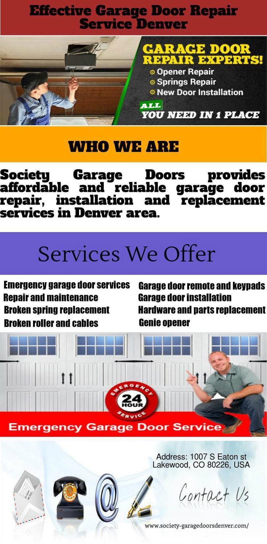 Home   Denver Garage Door Repair