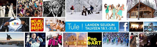 Lahti Region - Tapahtumat