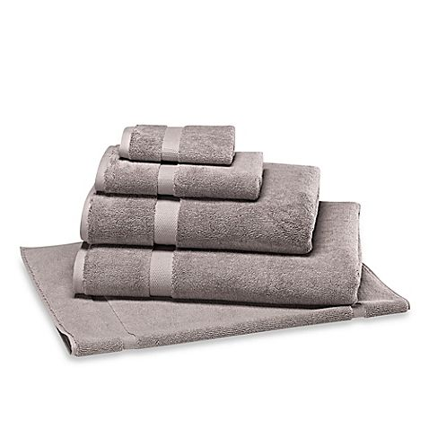 Wamsutta® 805 Turkish Cotton Bath Towel in Gunmetal