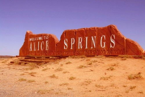 Alice Springs, NT Australia. Always gonna have a soft spot in my heart for the heart of the Red Desert!