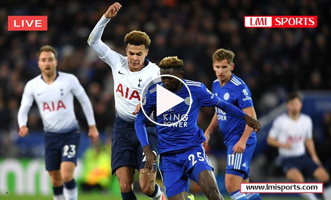 Tottenham Hotspur Vs Leicester City Live Reddit Soccer Streams 10 Feb 2019 Premier League Football Live St Live Soccer Sporting Live English Premier League