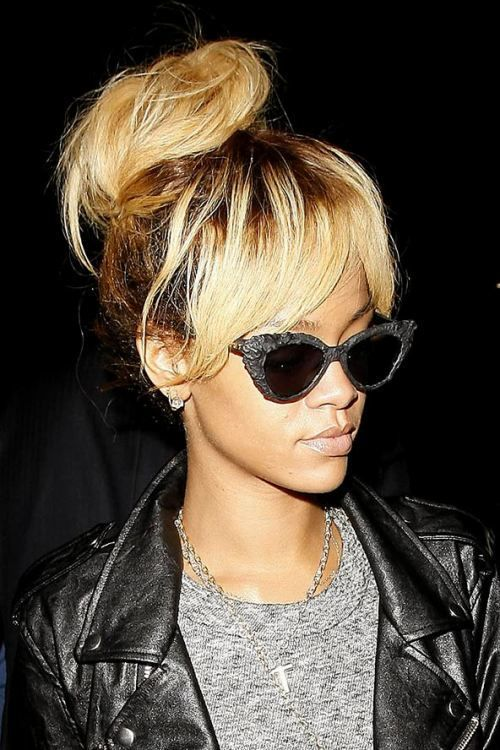 Black Hairstyles 2014 short black natural hairstyles Find This Pin And More On Top 100 Hairstyles 2014 For Black Women By Aoyamhairhair