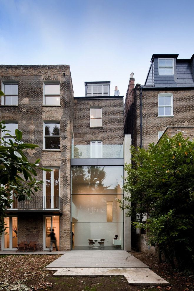 House extension in London.