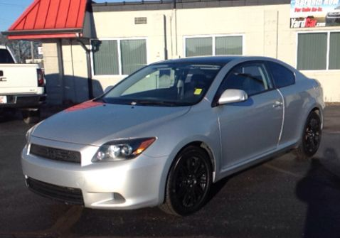 Check out this sweet little coupe with a premium audio system and sun roof for under $10k. http://www.lochmandymotors.com/bargain/Scion/2008-Scion-tC-Elkhart-d0245cbc0a0e0aea533bc72438814624.htm#utm_sguid=183290,0b69bde8-06bb-2c70-3a33-fbf37744a3ee