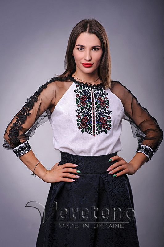 Жіноча вишита блузка  продажа 2260bfcfc1093