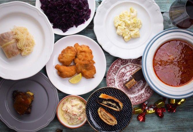 Így néz ki 200 kalória kedvenc karácsonyi ételeidből - videóban mutatjuk!
