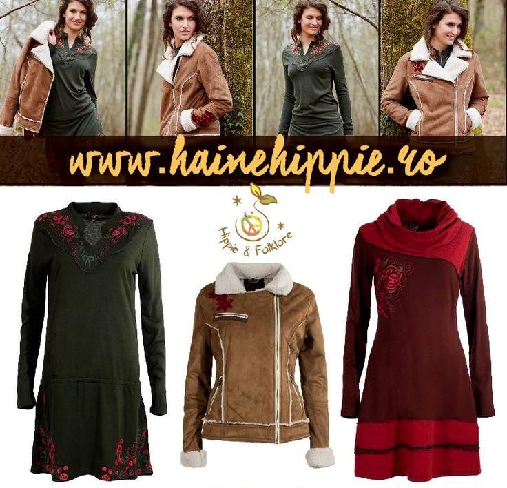 Preferatele noastre în acest superb final de toamna :) www.hainehippie.ro/56-haine?p=2