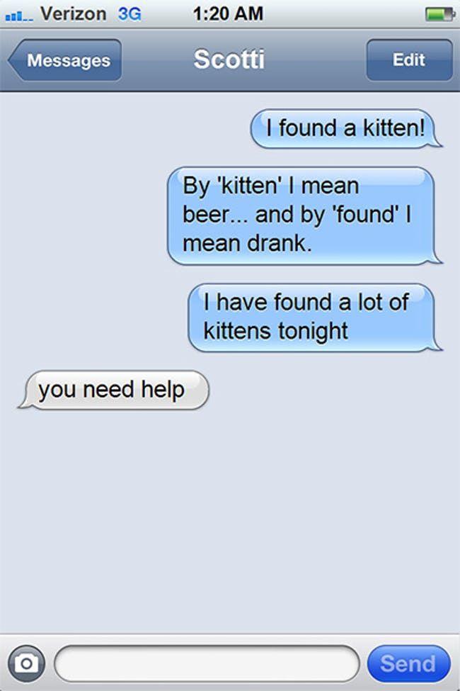 38 Drunk Texts You Wish You Got | ViraLuck