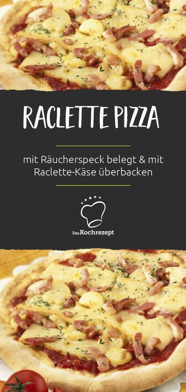 Pizza Raclette Teig Vorbacken
