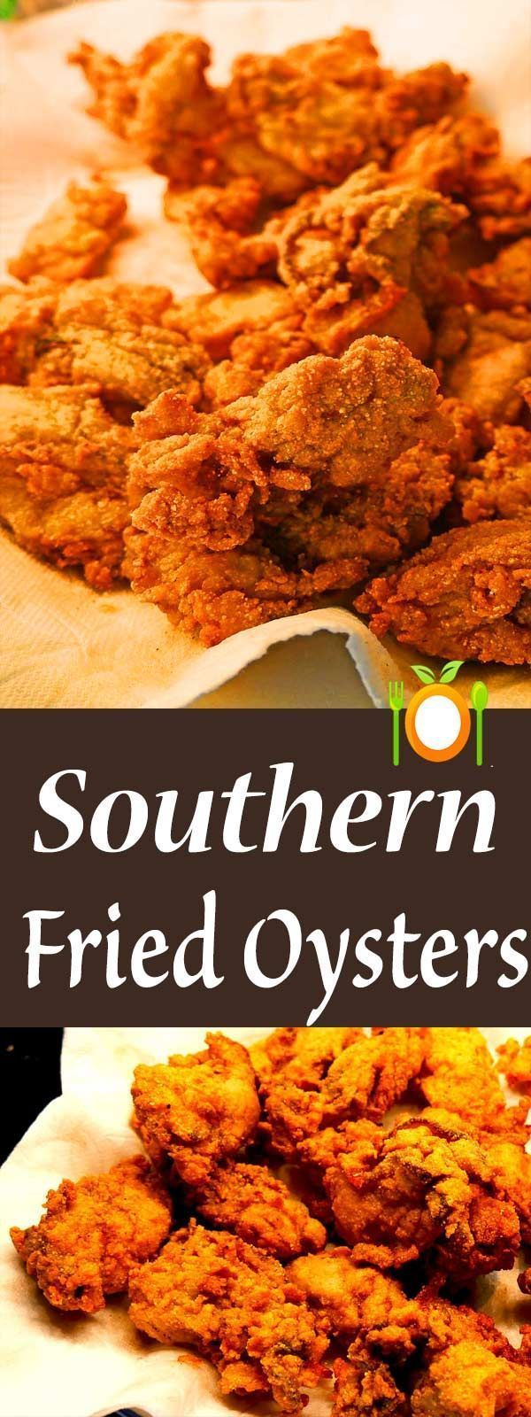 Southern Fried OystersI love oysters. Fried Oysters, Oysters Rockefeller, Grill Oysters, Smoked Oysters…   List goes on and on…Yet, I have to say Southern Fried Oysters are the winner in my book and every other a very close second https://www.butter-n-thyme.com