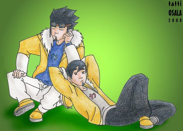 Ahito and Thran by tattiOsala.deviantart.com on @DeviantArt