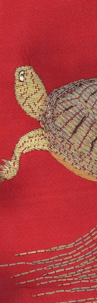 踏日屠美金三胖的相册-天朝缀绣补子与霓虹吴服碎布头什么的