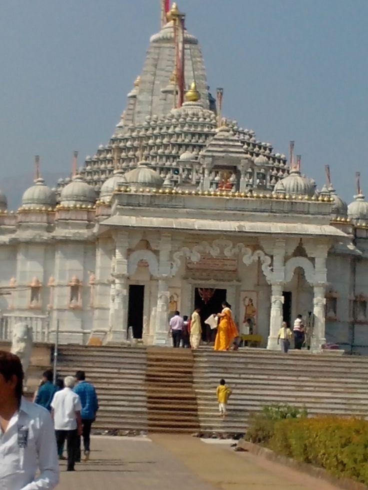 Manas jain Temple. shahapur,Maharashtra- India