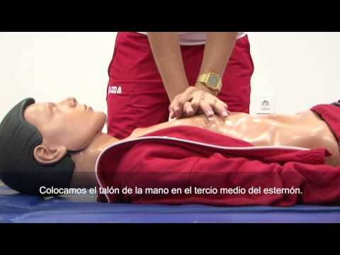 2015 REANIMACION CARDIOPULMONAR (RCP) ADULTOS (American Heart Association) - YouTube