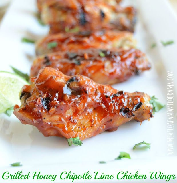 wings meatloaf lime chicken chicken wings grilled honey honey chipotle ...