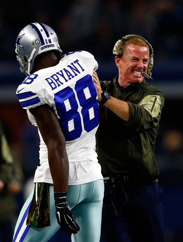 Dez Bryant catches the most ridiculous 18-yard Hail Mary you'll ever see | Dallas Morning News