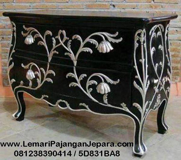JualNakas Bombay Ukiran Jepara desain Ukiran Mewah Khas Jepara dengan bahan kayu jati perhutani desain lain nakas Minimalis jati