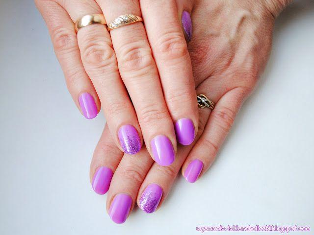 Semilac 035 Bright Lavender
