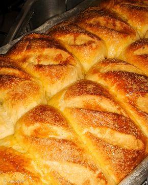 Pão de batada doce