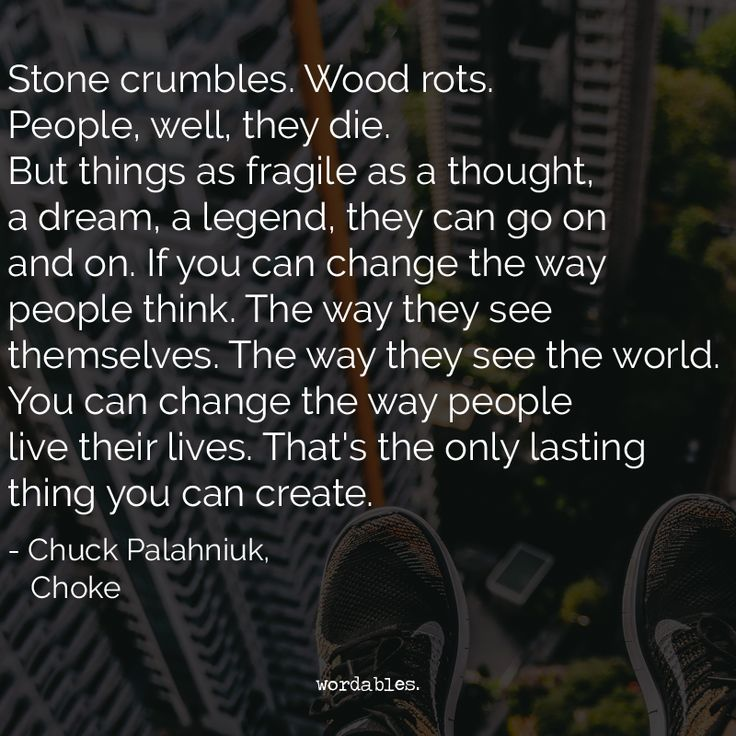 10 Quotes by Chuck Palahniuk that will Punch You in the Gut