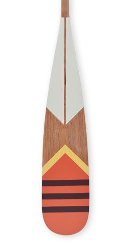 FIRE from norquayco | Artisan Painted Paddles