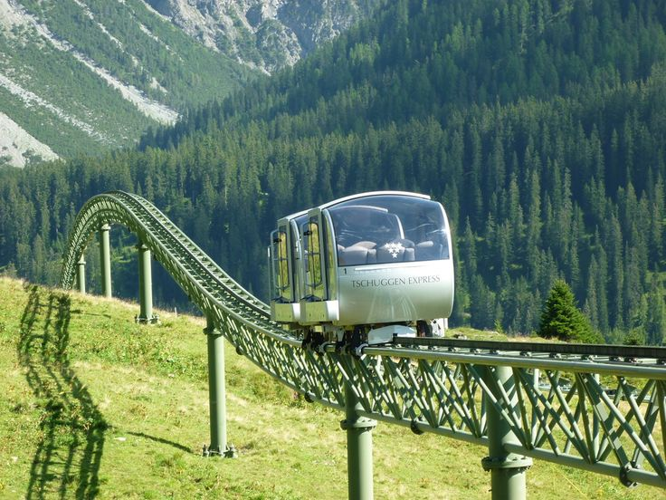 Tschuggen Express Bilder Sport & Freizeit Tschuggen Grand Hotel