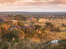 Four Seasons Safari Lodge : Serengeti, Tanzania