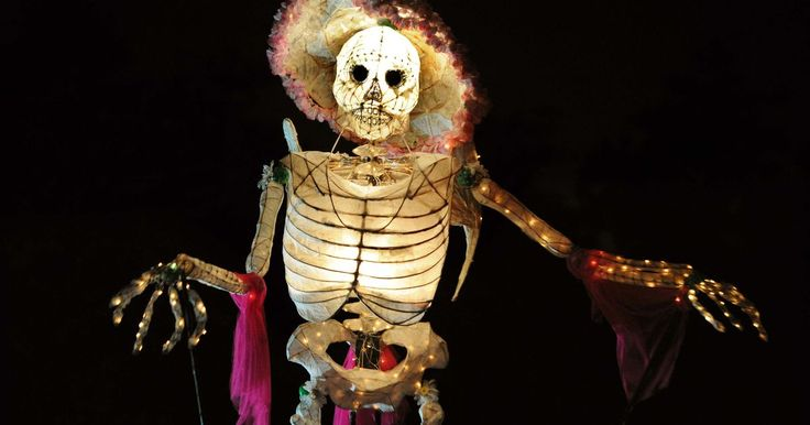 Join us as we follow the Halloween Lantern Carnival parade through Liverpool on what promises to be a spooktacular night
