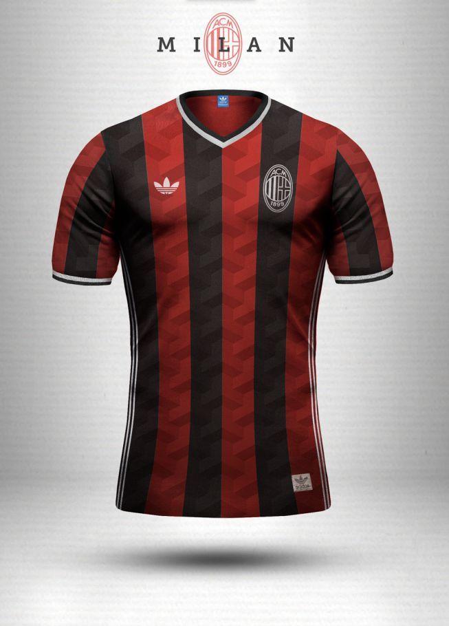 Las camisetas onda retro de los mejores equipos del mundo  Fotogalería   album   AS.com