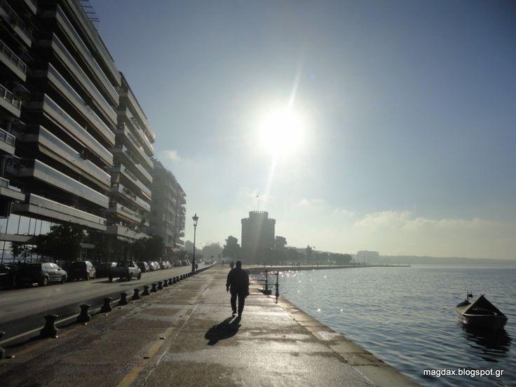 Λευκός Πύργος-Θεσσαλονίκη (White Tower-Thessaloniki)