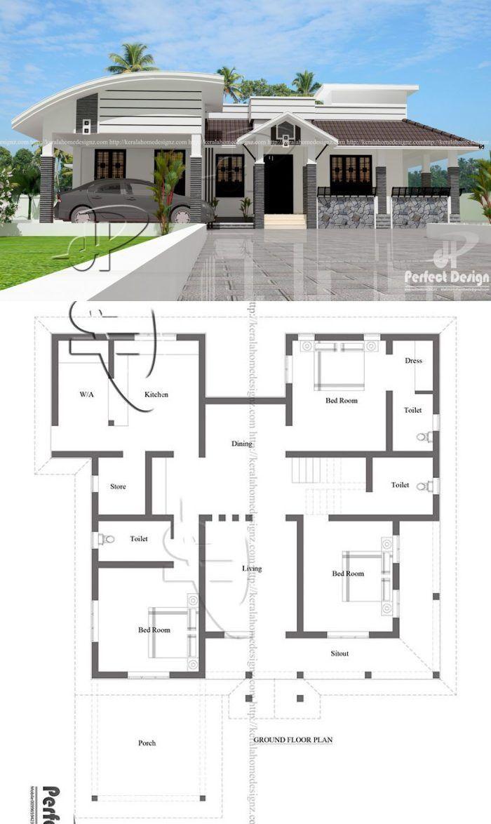 Luxury Modern Home Plans 2021 Arsitektur Rumah Arsitektur Rumah Impian