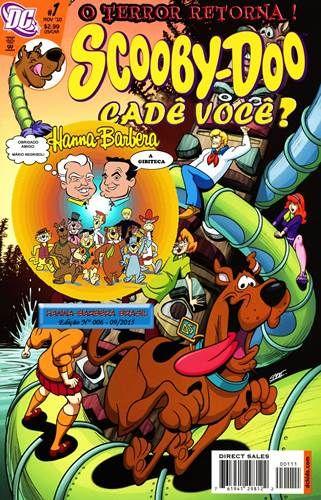 Scooby-Doo, Cade Você ? - 001