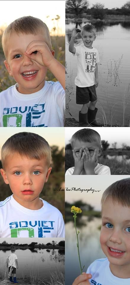Luan Moller (my baby) - Taking photo's of your own kids